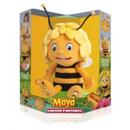 peluche interactive contes et chansons maya l 39 abeille generation. Black Bedroom Furniture Sets. Home Design Ideas