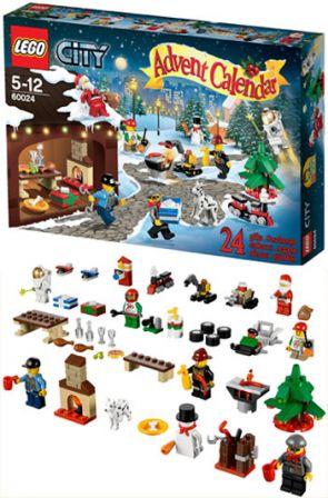 Calendrier Avent Lego City.Calendriers De L Avent Par Lego Generation Jouets